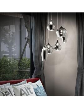 Lampadario Soft SP6 - Ideal Lux
